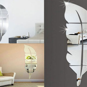 feather-style-mirror-sticker